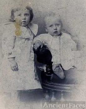 Charles Shelby Jarrell and Frank Gracey Jarrell