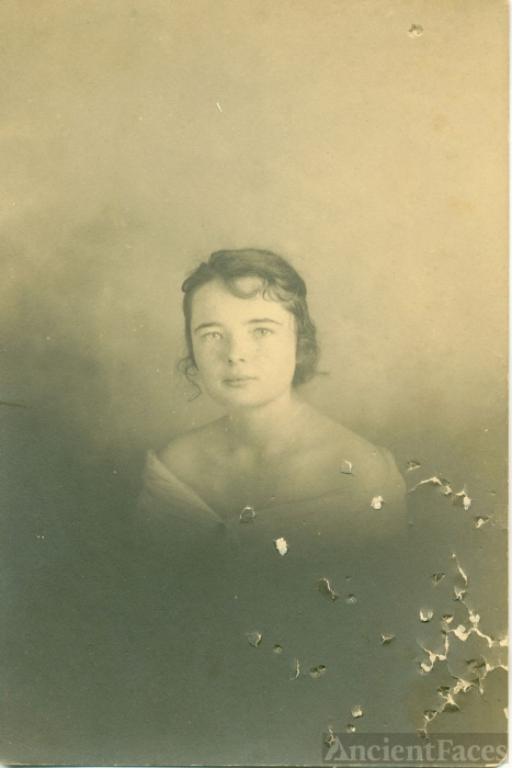 Unidentified Young Lady
