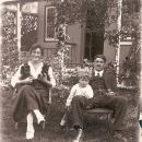 Philip&Trixie (Alice) Dickins, Isleworth UK 1920