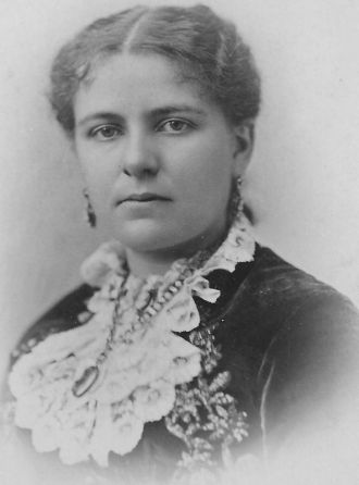 A photo of Josephine Stillamate Ingalls