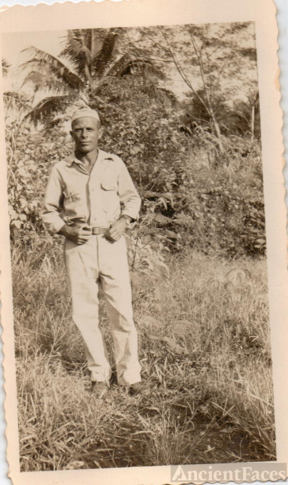 Robert Lee Isaacks, Philippines 1940's