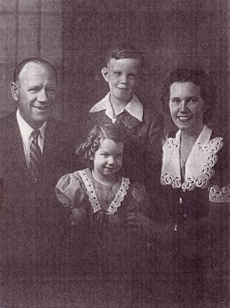 Jannie Lou BURRIS Young and Lymon  family photo
