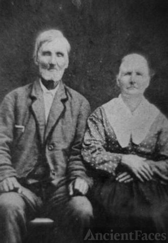 John Smith and Telitha Sanders