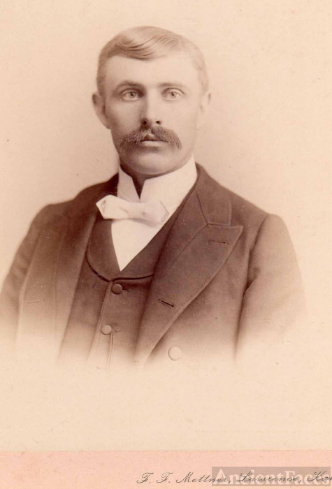 Robert Rutledge 1891