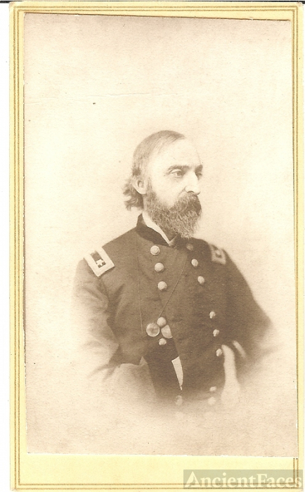 George Gordon Meade, General of the Army of the Potomac
