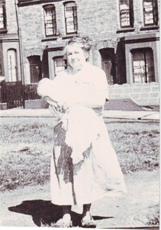 A photo of Annie (Kerr) Lamb