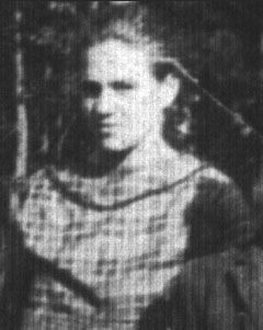A photo of Olie Mae Bell Yates