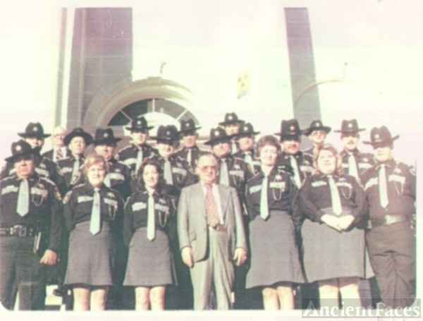 Boone County Sheriff Dept, 1980