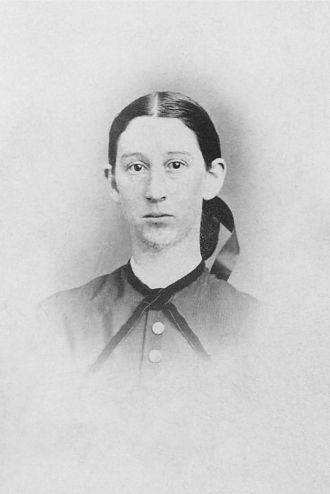 A photo of Martha Barker Lewis