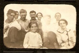 George Monroe Brown Family