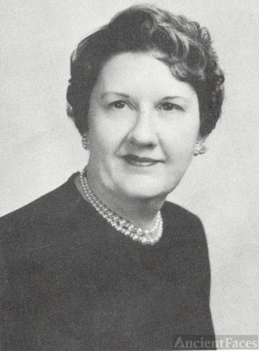 Mrs. Charles Milby, Kentucky, 1955