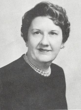 A photo of Mrs. Charles Milby