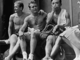 US Men's Diving 1948