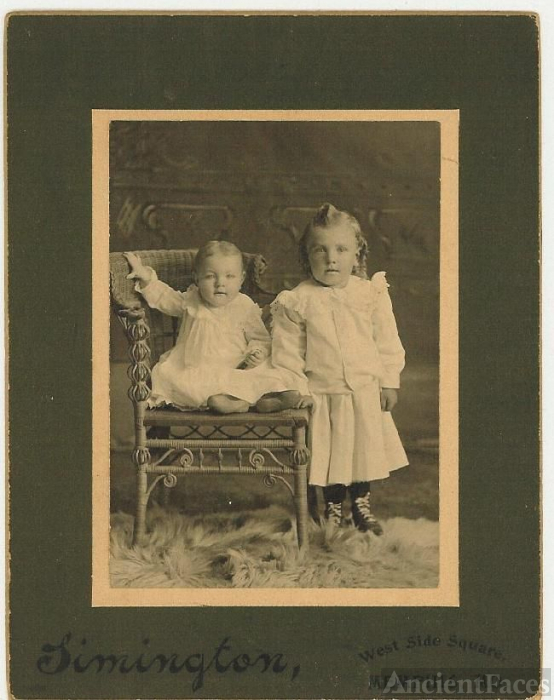 George Adams Children