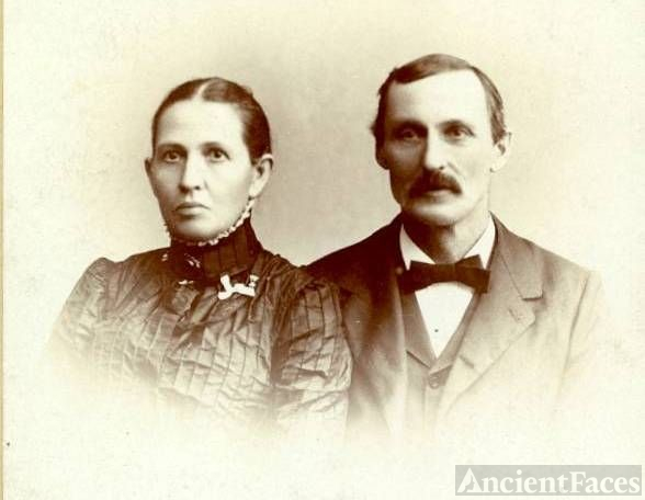 Volney Stickney & wife