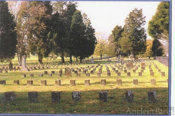 McGavock Confederate Cemetery Photo #28