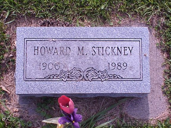 Howard Stickney