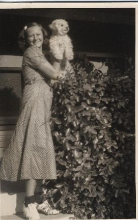 A photo of Ruth Wickenberg