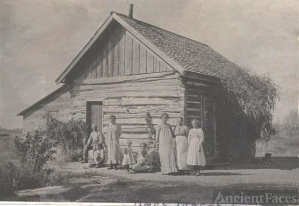 Amos Moses Virgin Family Home