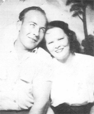 A photo of Kyle and Merle Cavashere Phillips
