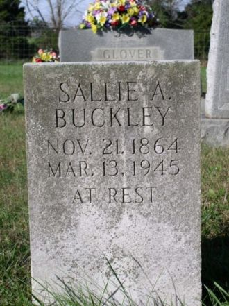 A photo of Sallie A. Buckley
