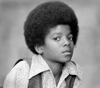A photo of Michael Joseph Jackson