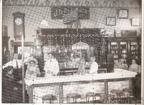 Ashworth's Drug Store