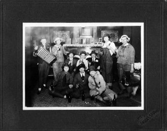 Hansen 1923 Stag Party