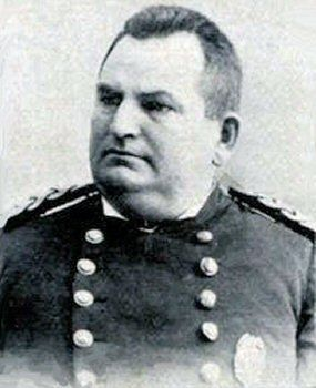 A photo of Cornelius Meagher