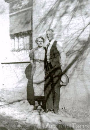 Leonora Ward and George Cameron Bean