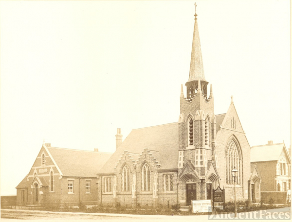 Caversham Methodist Church and Sunday School