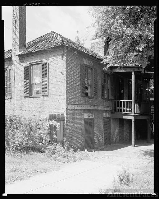 Old Masonic Lodge, Wilmington, New Hanover County, North...