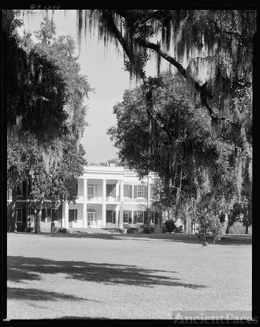 Richmond Hill plantation, Savannah vic., Chatham County,...