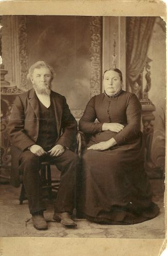 Lorenzo and Carolyn Leonard