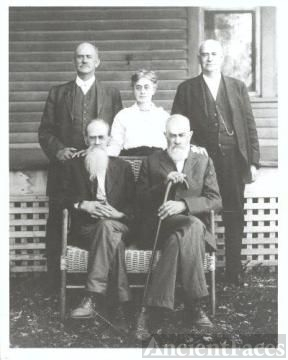 Charles B. Cobb family, Kentucky