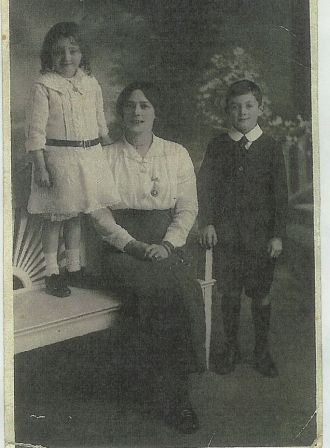Unknown Morris or related Family