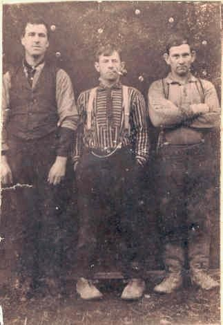 3 Unknown Men