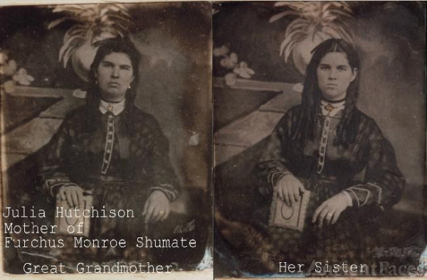 Great-Grandmother w/Sister