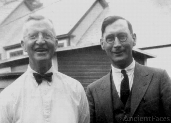Samuel and James McCullough, 1938