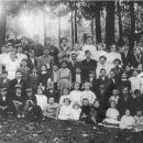 McCoy Family, Slick Rock School, Kentucky 1900