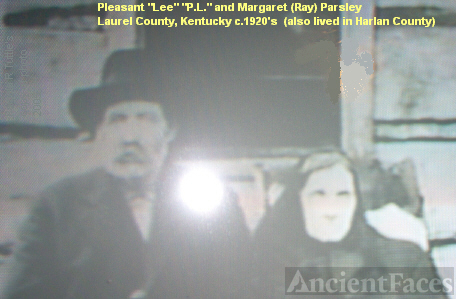Pleasant and Margaret (Ray) Parsley
