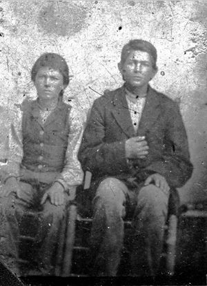 Unknown Young Men