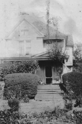 The Lonnie Cicero Brown House