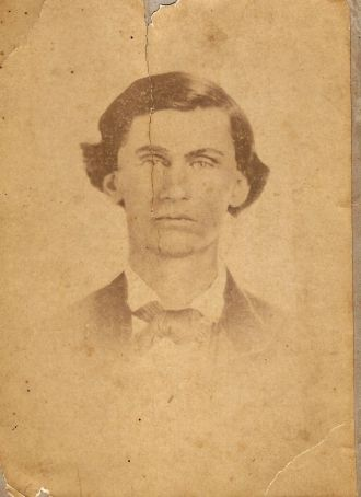 Young Abraham Lincoln?