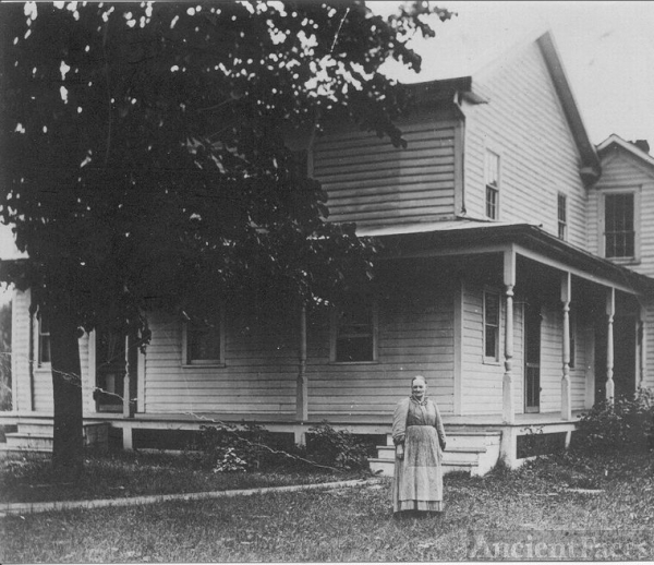 elnora and valentine taylor house