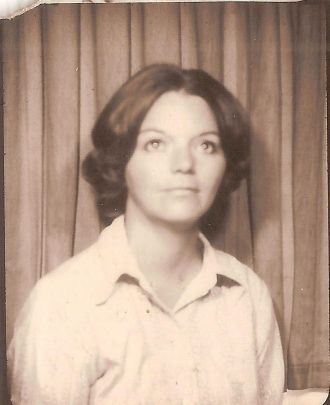 A photo of Shirley Ann Morris Quick