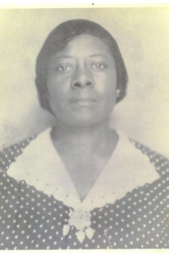 A photo of Mary Virginia Wilson-Jones