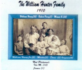 A photo of William H Hunter