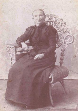 A photo of Nancy Priscilla Morris