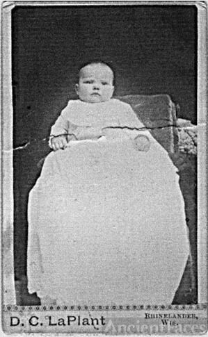 William Whittaker mystery baby